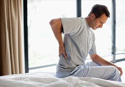 Low Back sprain / strain